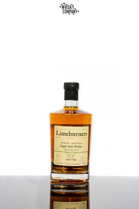 Limeburners Sherry Cask Cask Strength M266 Australian Single Malt Whisky