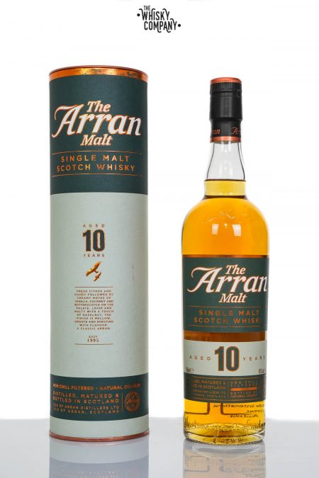 Arran Aged 10 Years Island Single Malt Scotch Whisky (700ml)