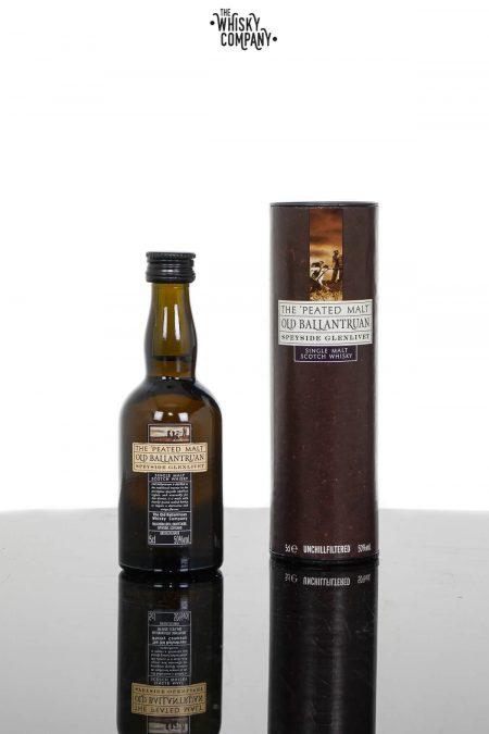 Old Ballantruan Aged 10 Years Speyside Single Malt Scotch Whisky (50ml)