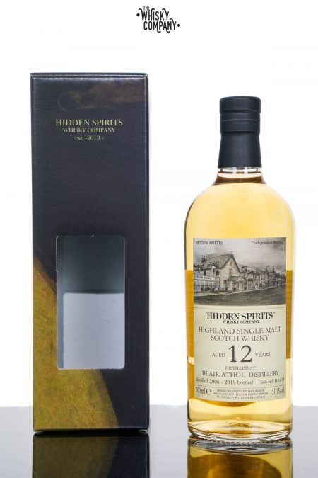 Blair Athol 2006 Aged 12 Years Single Malt Scotch Whisky - Hidden Spirits (700ml)