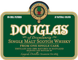 Douglas of Drumlanrig Single Malt Scotch Whisky