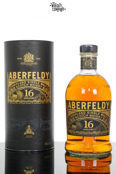 Aberfeldy 16 Years Old Single Malt Scotch Whisky (700ml)