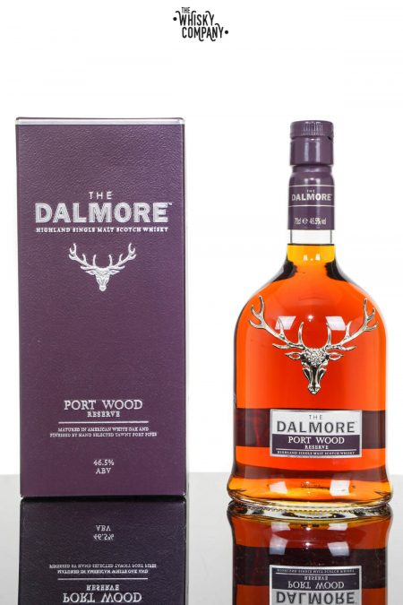The Dalmore Port Wood Reserve Highland Single Malt Scotch Whisky (700ml)