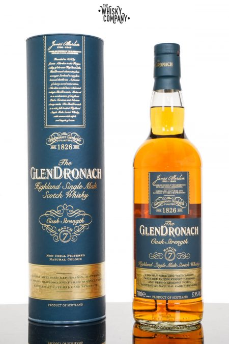 GlenDronach Cask Strength Batch 7 Highland Single Malt Scotch Whisky (700ml)