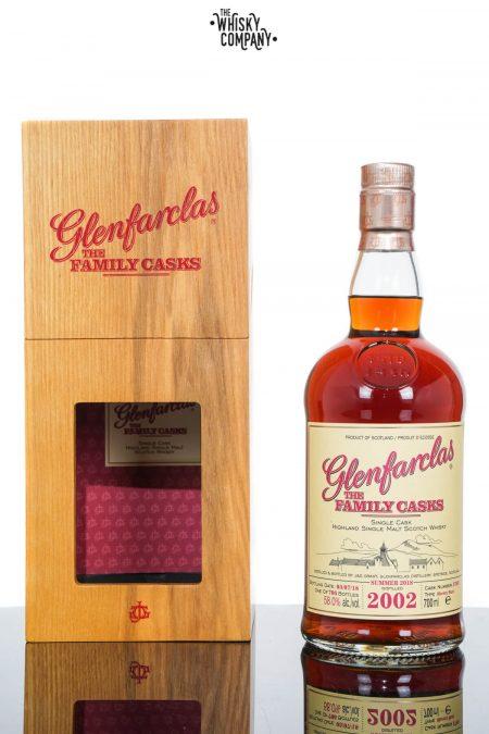 Glenfarclas 2002 Family Cask Single Malt Scotch Whisky - Cask 3769 (700ml)