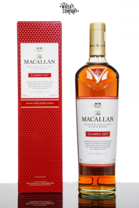The Macallan 2019 Classic Cut Single Malt Scotch Whisky (700ml)
