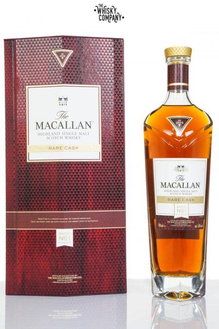 The Macallan Rare Cask 2019 Batch 1 Single Malt Scotch Whisky (700ml)