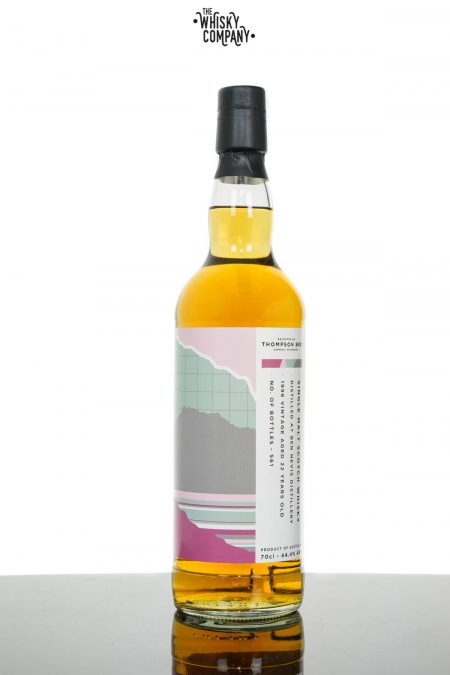 Ben Nevis 1996 Aged 22 Years Single Malt Scotch Whisky - Thompson Bros (700ml)
