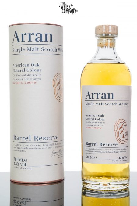 Arran Barrel Reserve Single Malt Scotch Whisky (700ml)