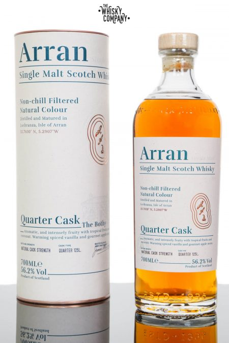 Arran Quarter Cask 'The Bothy' Island Single Malt Scotch Whisky (700ml)