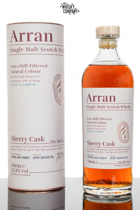 Arran Sherry Cask 'The Bodega' Island Single Malt Scotch Whisky (700ml)