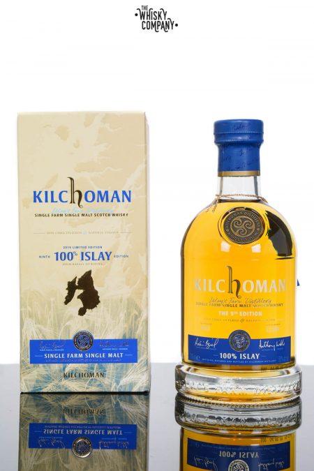 2019 Kilchoman 100% Islay 9th Edition Islay Single Malt Scotch Whisky (700ml)