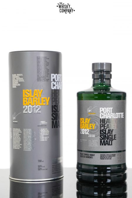 Port Charlotte 2012 Islay Barley Heavily Peated Islay Single Malt Scotch Whisky (700ml)