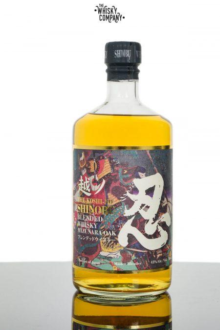 The Koshi-No Shinobu Blended Japanese Whisky - Mizunara Oak (700ml)