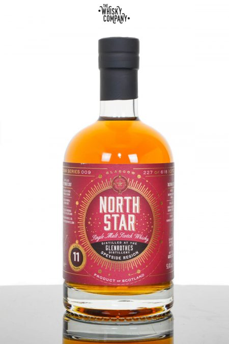Glenrothes 2007 Aged 11 Years Speyside Single Malt Scotch Whisky - North Star (700ml)
