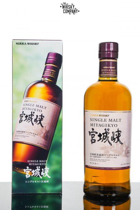 Nikka Miyagikyo Japanese Single Malt Whisky (700ml)