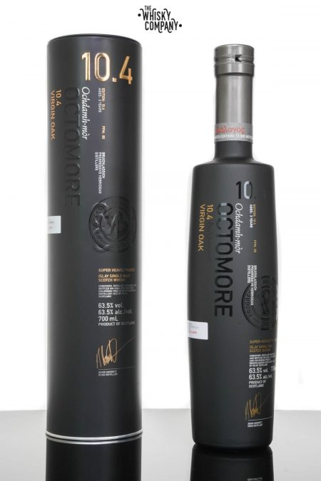 Bruichladdich 2016 Octomore 10.4 Islay Single Malt Scotch Whisky (700ml)