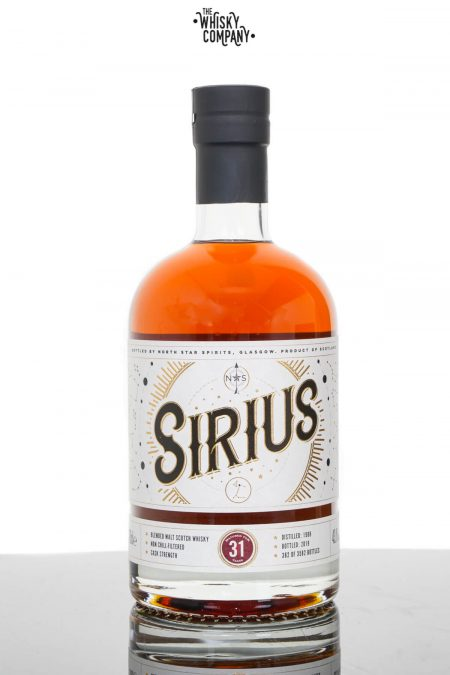 Sirius Aged 31 Years Blended Scotch Malt Whisky - North Star (700ml)