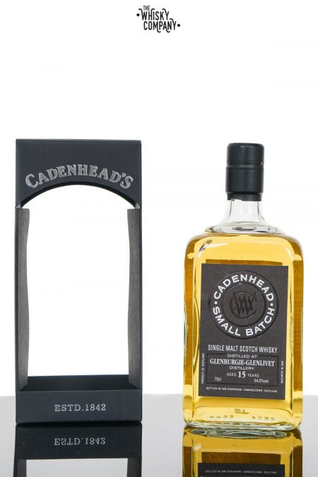 Glenburgie 2004 15 Years Old Single Malt Scotch Whisky - Cadenhead (700ml)