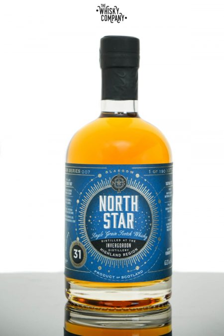 Invergordon 1987 Aged 31 Years Highland Single Grain Scotch Whisky - North Star (700ml)