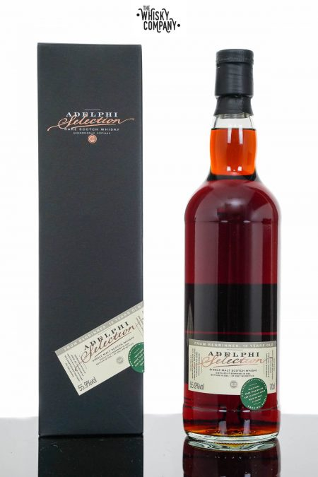 Benrinnes 10 Years Old 2009 Single Malt Scotch Whisky - Adelphi (700ml)