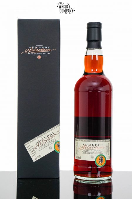 Caol Ila 13 Years Old 2007 Australian Exclusive Single Cask Scotch Whisky - Adelphi (700ml)