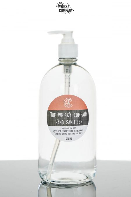 The Whisky Company Liquid Hand Sanitiser - (500ml)