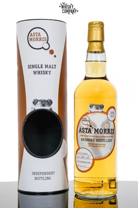 Ardmore 2008 Aged 8 Years Single Malt Scotch Whisky - Asta Morris (700ml)