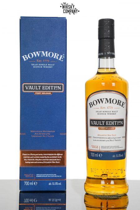 Bowmore Vault Edition One Islay Single Malt Scotch Whisky (700ml)