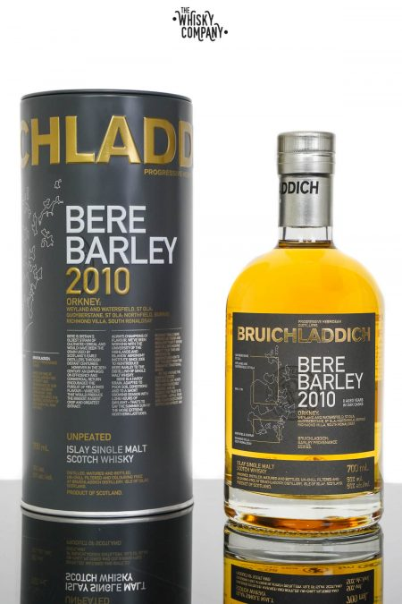 Bruichladdich 2010 Bere Barley Single Malt Scotch Whisky (700ml)