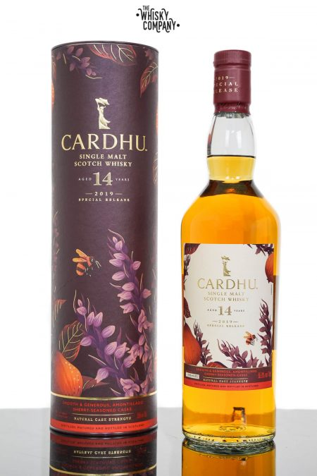 Cardhu Aged 14 Years 2019 Special Release Single Malt Scotch Whisky (700ml)