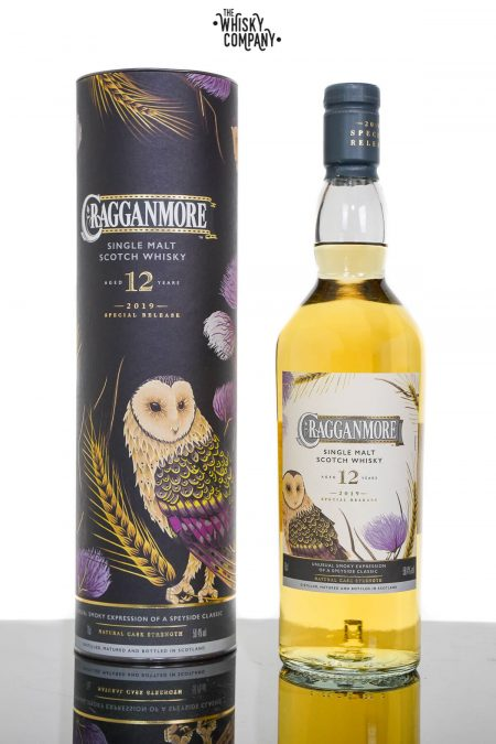 Cragganmore Aged 12 Years 2019 Special Release Single Malt Scotch Whisky (700ml)