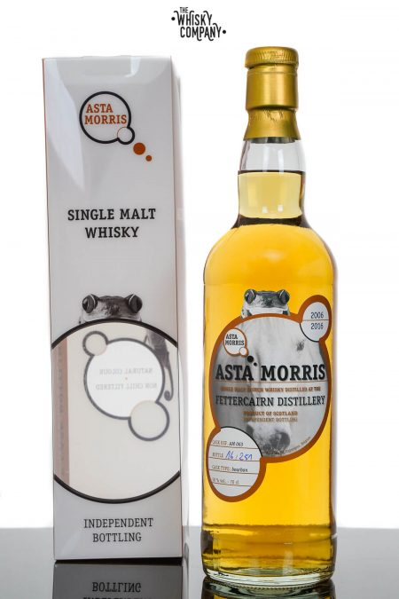 Fettercairn 2006 Aged 10 Years Single Malt Scotch Whisky - Asta Morris (700ml)