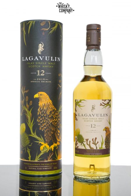 Lagavulin Aged 12 Years 2019 Special Release Single Malt Scotch Whisky (700ml)