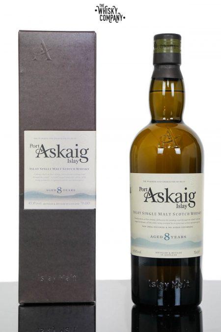 Port Askaig Aged 8 Years Islay Single Malt Scotch Whisky (700ml)