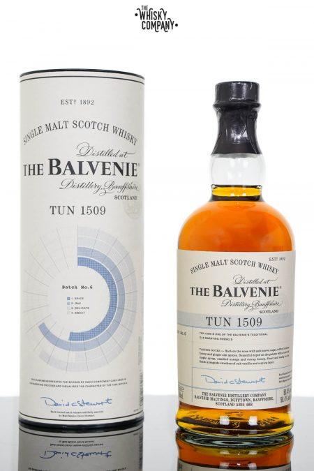 The Balvenie TUN 1509 Batch 6 Speyside Single Malt Scotch Whisky (700ml)