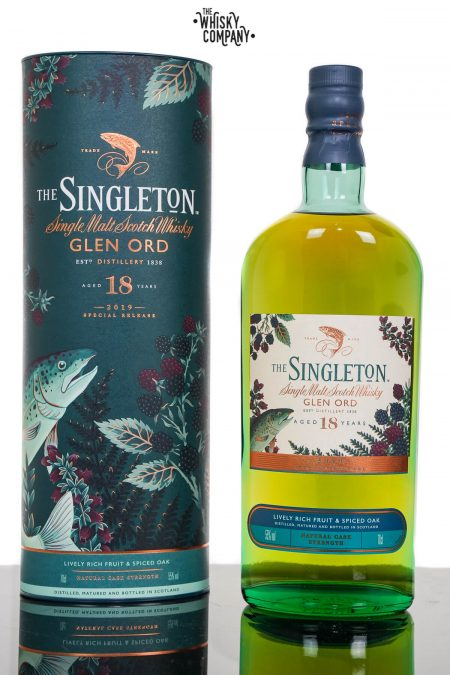 The Singleton Glen Ord Aged 18 Years 2019 Special Release Single Malt Scotch Whisky (700ml)