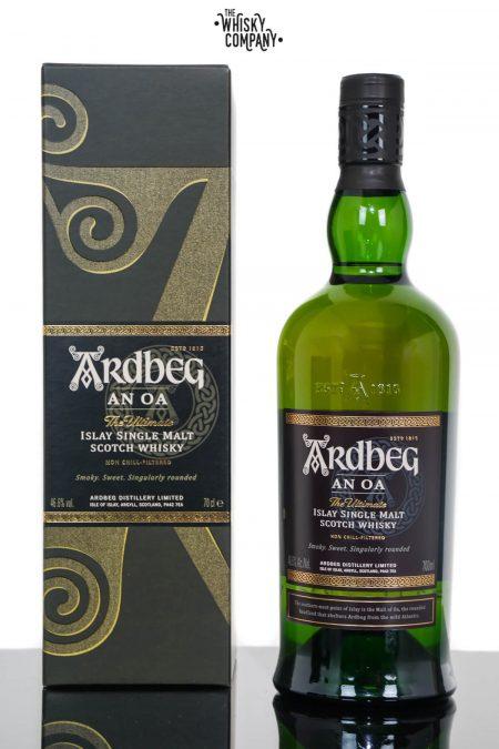 Ardbeg An Oa Islay Single Malt Scotch Whisky (700ml)
