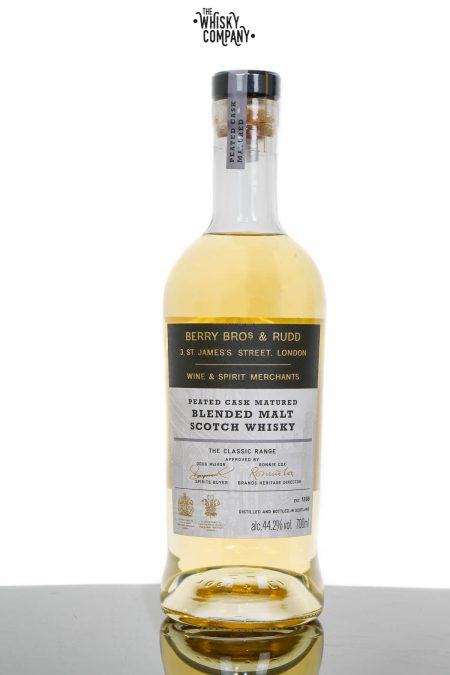 Berry Bros. & Rudd Peated Blended Malt Scotch Whisky - The Classic Range (700ml)