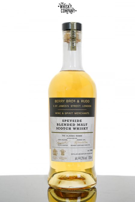 Berry Bros. & Rudd Speyside Blended Malt Scotch Whisky - Classic Range (700ml)