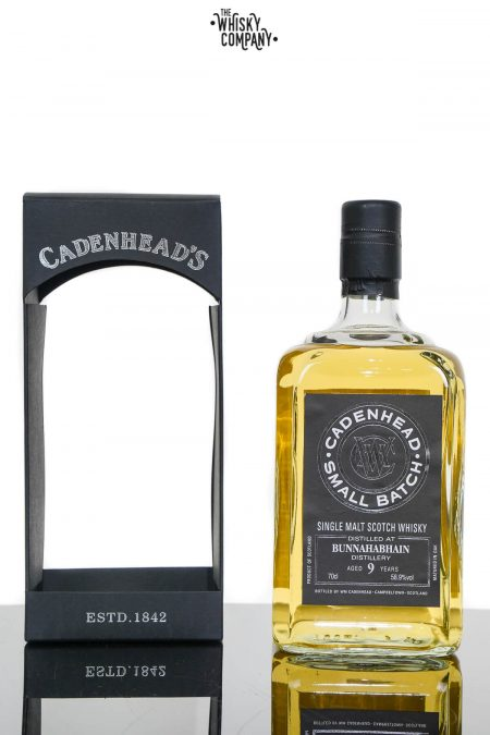 Bunnahabhain 2009 Aged 9 Years Single Malt Scotch Whisky - Cadenhead (700ml)