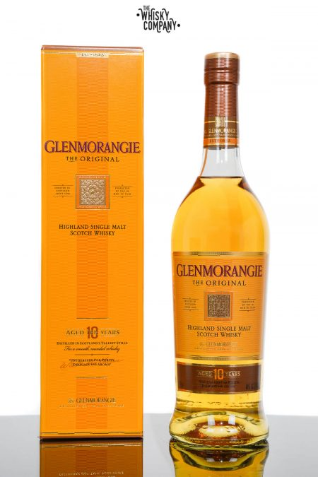 Glenmorangie The Original 10 Years Old Highland Single Malt Scotch Whisky (700ml)