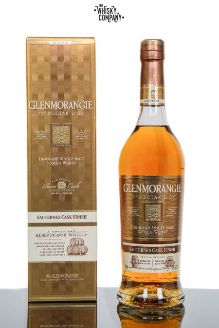Glenmorangie Nectar D'Or Highland Single Malt Scotch Whisky (700ml)