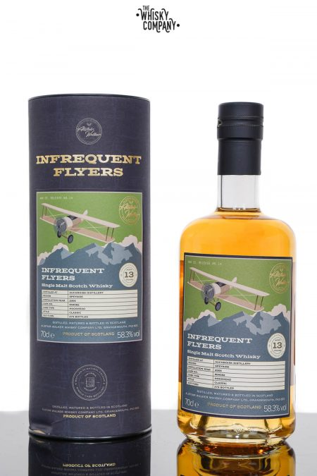 Auchroisk 2006 Aged 13 Years Single Malt Scotch Whisky - Infrequent Flyers #14 (700ml)