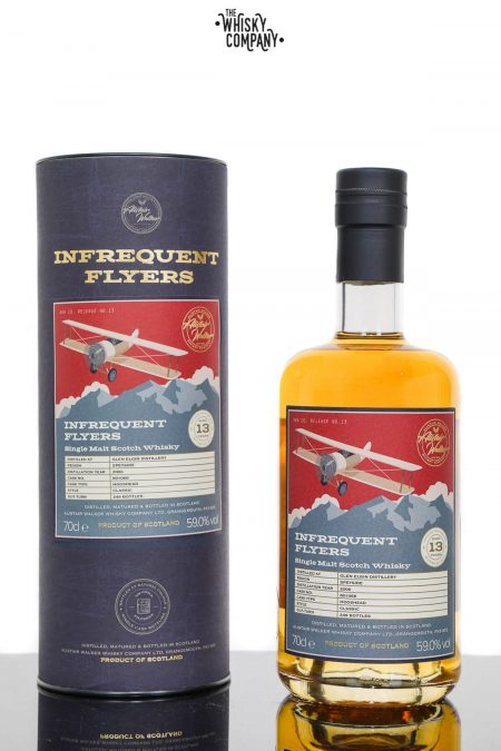 Glen Elgin 2006 Aged 13 Years Single Malt Scotch Whisky - Infrequent Flyers #13 (700ml)