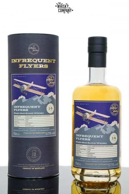 Loch Lomond 2005 Croftengea 14 Years Old Single Malt Scotch Whisky - Infrequent Flyers #5 (700ml)