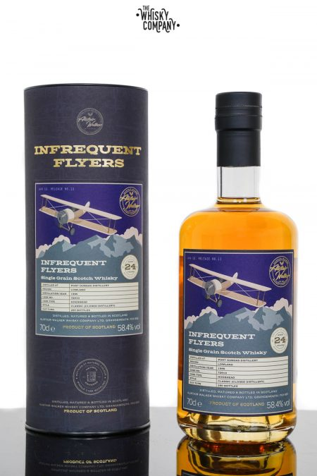 Port Dundas 1995 Aged 24 Years Single Grain Scotch Whisky - Infrequent Flyers #11 (700ml)