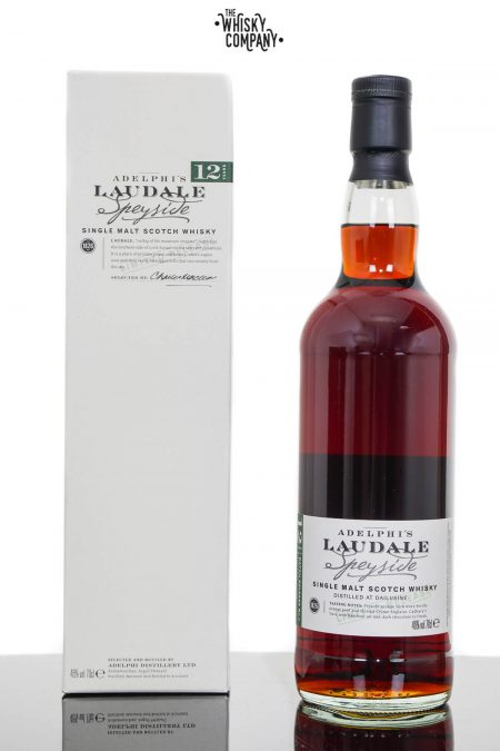 Dailuaine Laudale Batch 3 Aged 12 Years Single Malt Scotch Whisky - Adelphi (700ml)