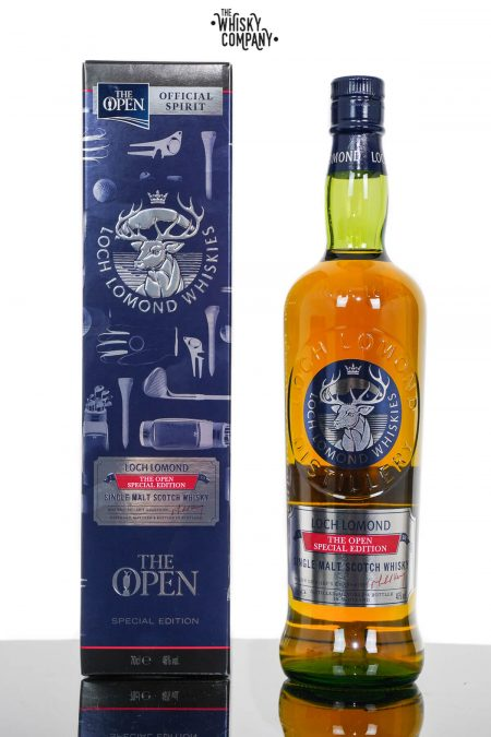 Loch Lomond The Open Special Edition Single Malt Scotch Whisky (700ml)