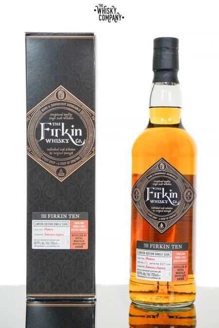 Royal Brackla 2008 Aged 10 Years Madiera Cask Single Malt Scotch Whisky - Firkin Whisky Co. (700ml)